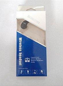 Mini Fone De Ouvido Universal Via Bluetooth Para Celular SA.