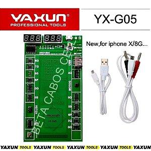 Placa Ativador Bateria Yaxun Yx G05 Motorola iPhone