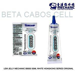 Cola Mechanic Premium B9000 50ml Branca