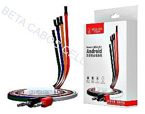 Cabo Power Alimentação Qianli Serviço Dedicado Mega Idea Android Samsung Motorola Huawei Xiaomi Oppo