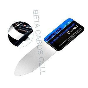 Ferramenta / Abridor De Aço Inoxidável Curvo Desmontar Para Abertura De Tela De Celular Tablet Abridor Desmontagem Teardown Piece Curved