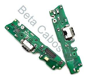 Conector De Carga Placa Dock Flex Usb para Motorola G7 Play