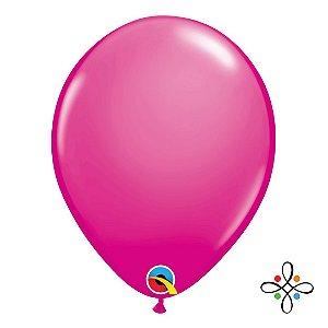 """Balão Opaco Wild Berry - 11"""""""