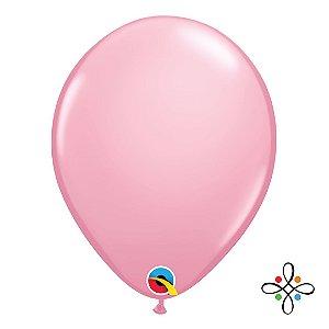 """Balão Opaco Rosa - 11"""""""