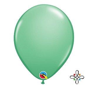 "Balão Opaco Wintergreen - 11"""