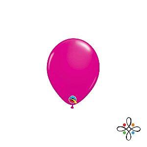"""Balão Opaco Wild Berry  - 5"""""""