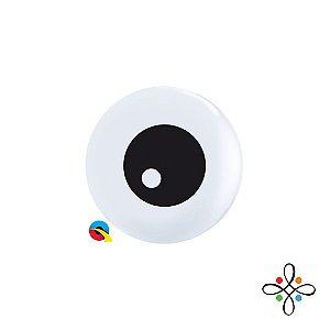 """Balão Opaco Globo Ocular - 5"""""""