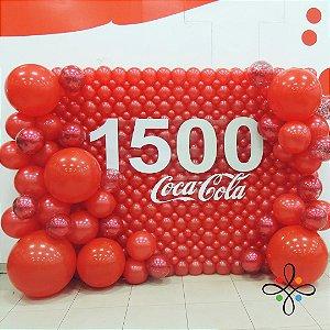 Painel de Balões Personalizado