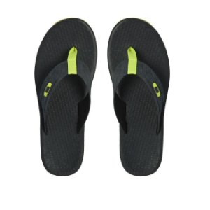 Chinelo Oakley Keel Black Green