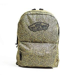 Mochila Vans Realm Mini Leopard