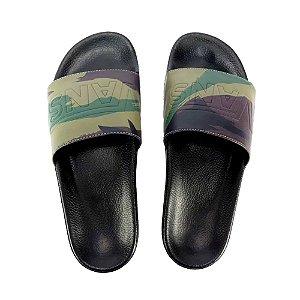 Chinelo Vans Slide On Camuflado