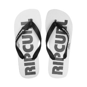 Chinelo Rip Curl Big White/Black