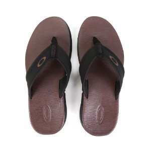 Chinelo Oakley Rest Plus Brown