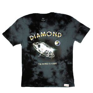 Camiseta Diamond World Is Your Wash
