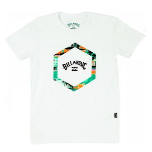 Camiseta Juvenil Billabong Access II