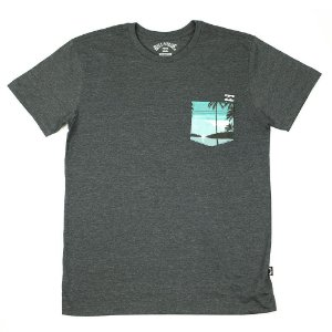 Camiseta Billabong Team Pocket Mini II