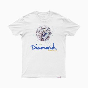 Camiseta Diamond Splash