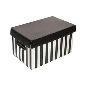 G1P - Caixa de Papelão  Organizadora Pequena