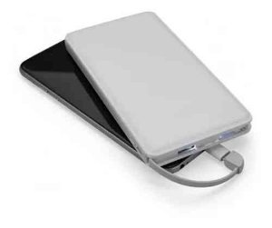 CARREGADOR PORTATIL BATERIA POWER BANK 6000MAH - MT-906