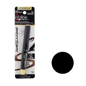 c9eb8b8b6b Delineador L oréal 702 Infallible Brown Smoke