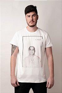Camiseta Britney - Branco