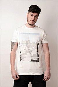 Camiseta Copa Branco