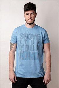 Camiseta Shove Azul