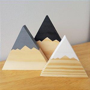 Trio montanha