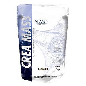 CREA MASS REFIL 3kg CHOCOLATE