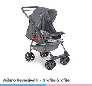 Carrinho Milano Reversível II Galzerano