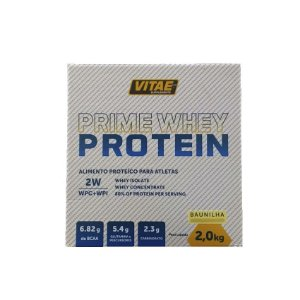 VITAE SUPLEMENTS - PRIME WHEY PROTEIN - 2KG