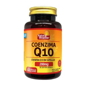 COENZIMA Q10 200MG 60 SOFTGELS
