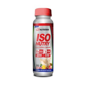 ISO NUTRY - WHEY ISOLADO - SEM SABOR 30G