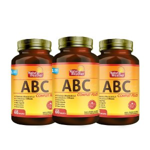 3 ABC COMPLET PLUS - 60 TABLETS