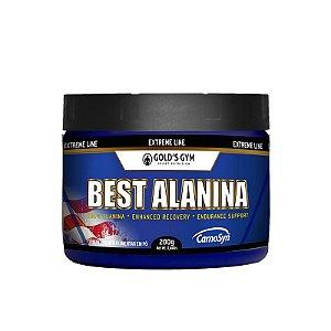 BEST ALANINA - GOLD'S GYM 200G