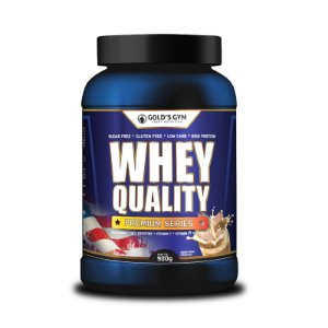 WHEY QUALITY - WHITE CHOCOLATE