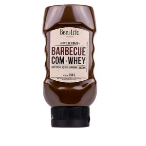 BARBECUE ZERO - COM WHEY - 350G