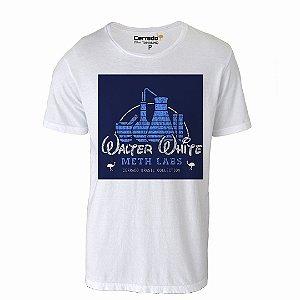 Camiseta Gola Básica Cerrado Brasil - Walter White