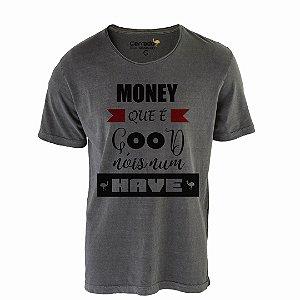 Camiseta Relax Cerrado Brasil -  Money