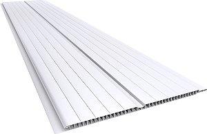 Forro PVC 200x8mm Ecoplast