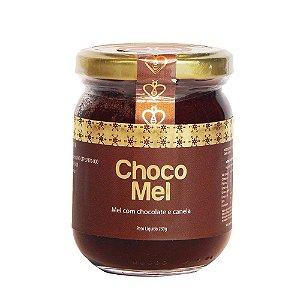 Chocomel 230g Mel Puro, Cacau 100% e Canela da Índia - HerboMel Natural  Sobremesa Saudável