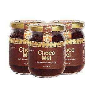 03 Unidades Chocomel 230g - HerboMel Natural