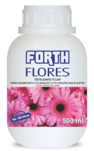 FORTH FLORES LIQUIDO CONCENTRADO 500ML