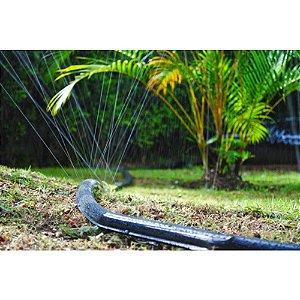 Mangueira Santeno l microperfurada para Irrigação rolo 50mts