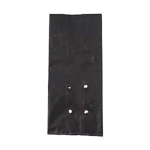 Sacos Para Mudas Preto - Medida - 08X15X0,07cm - Pacote 100 Unidades