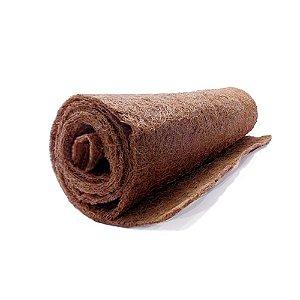 Manta de Coco Coquim Calandrada 0.50 X 2mts X 4mm espessura