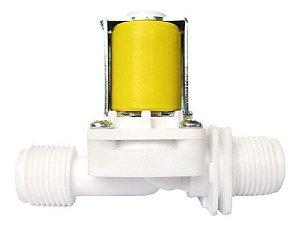 Valvula Solenoide Nascimetal VA 03 Rosca 1/2 X 1/2 Angulo 180 110V
