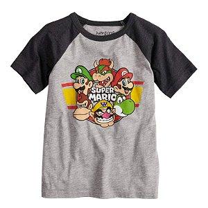 Camiseta - Nintendo Super Mario Bros.