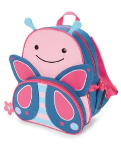 MOCHILA INFANTIL BLOSSOM BUTTERFLY - ZOO COLLECTION