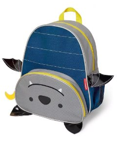 MOCHILA INFANTIL BAILEY BAT - ZOO COLLECTION